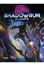 Shadowrun RPG 6th Edition 30 Nights