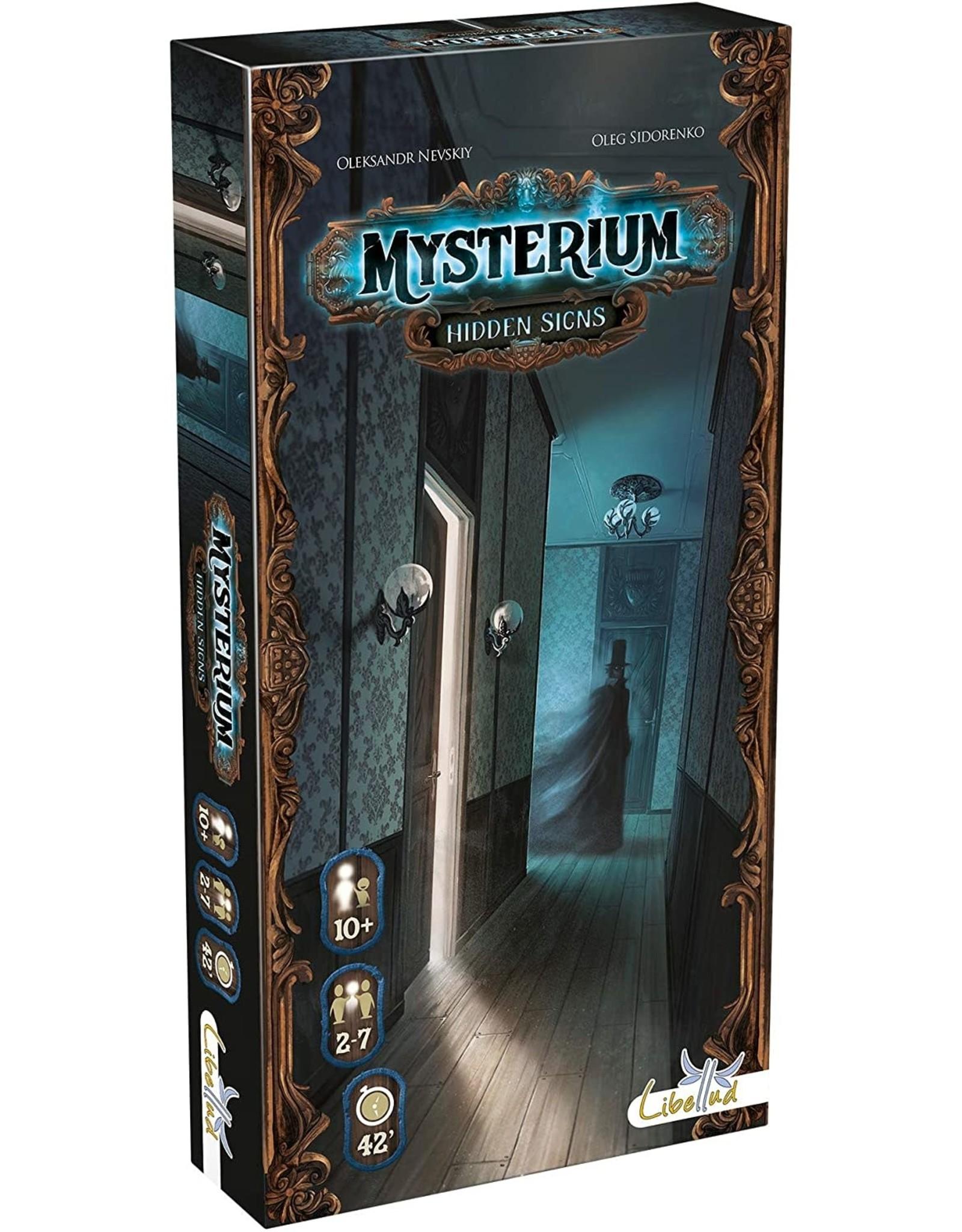 Mysterium Hidden Signs Board Game