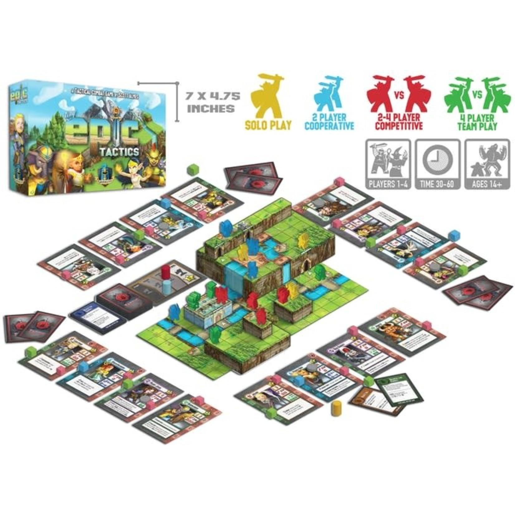 Tiny Epic Tactics Board Game