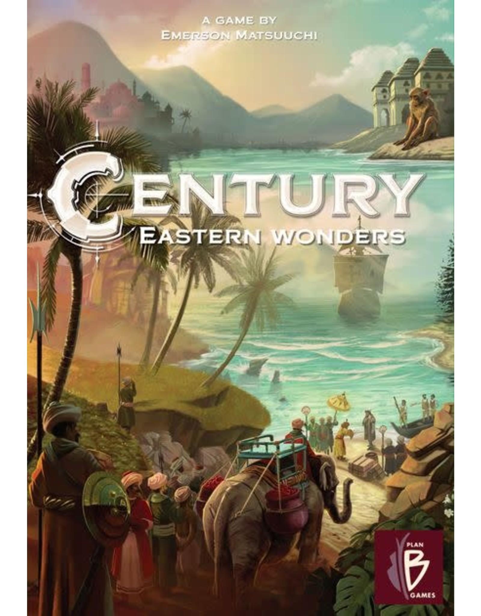 Century Eastern Wonders Board Game