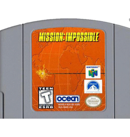 Mission Impossible (N64)