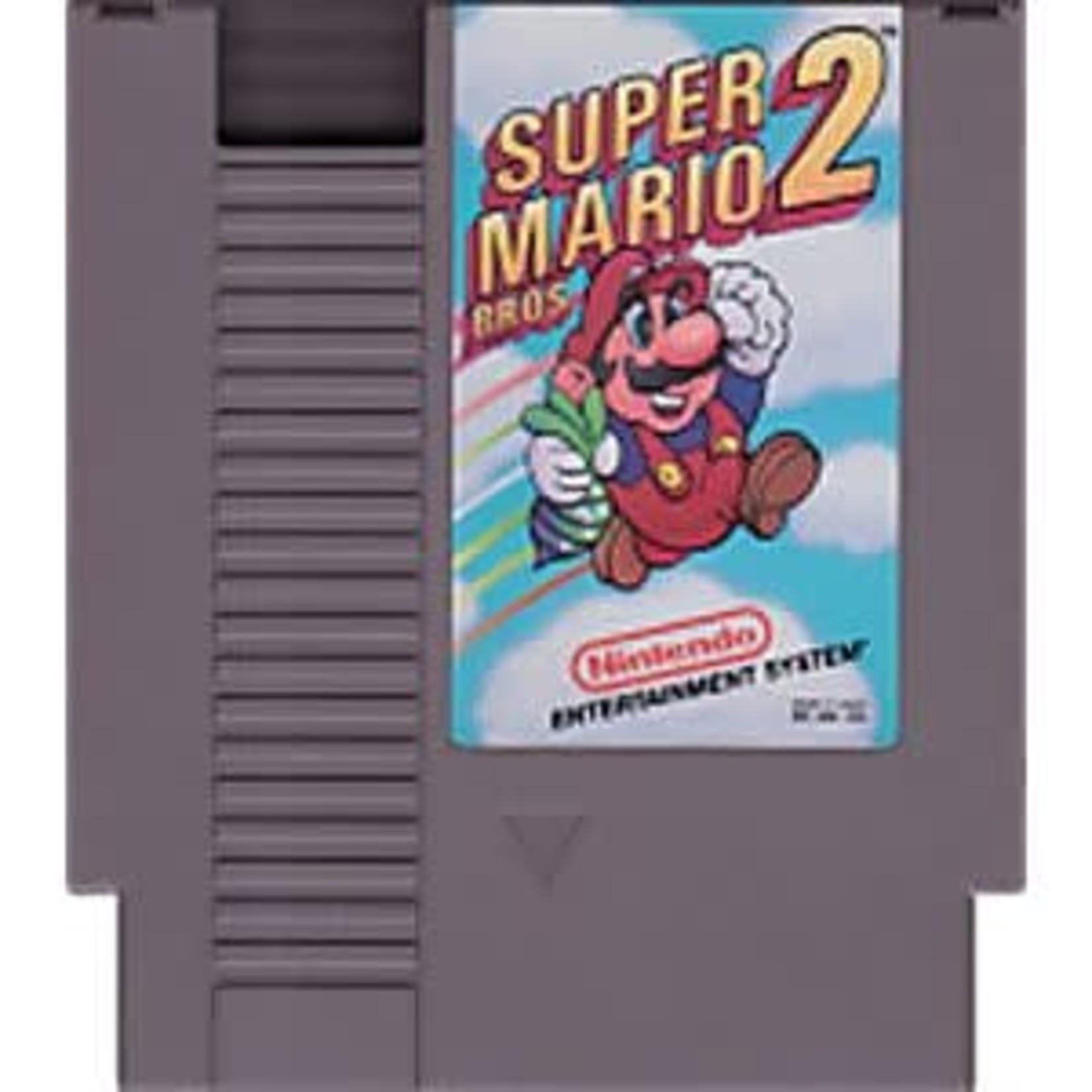Super Mario Bros 2 (NES)