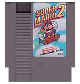 Super Mario Bros 2 (NES)
