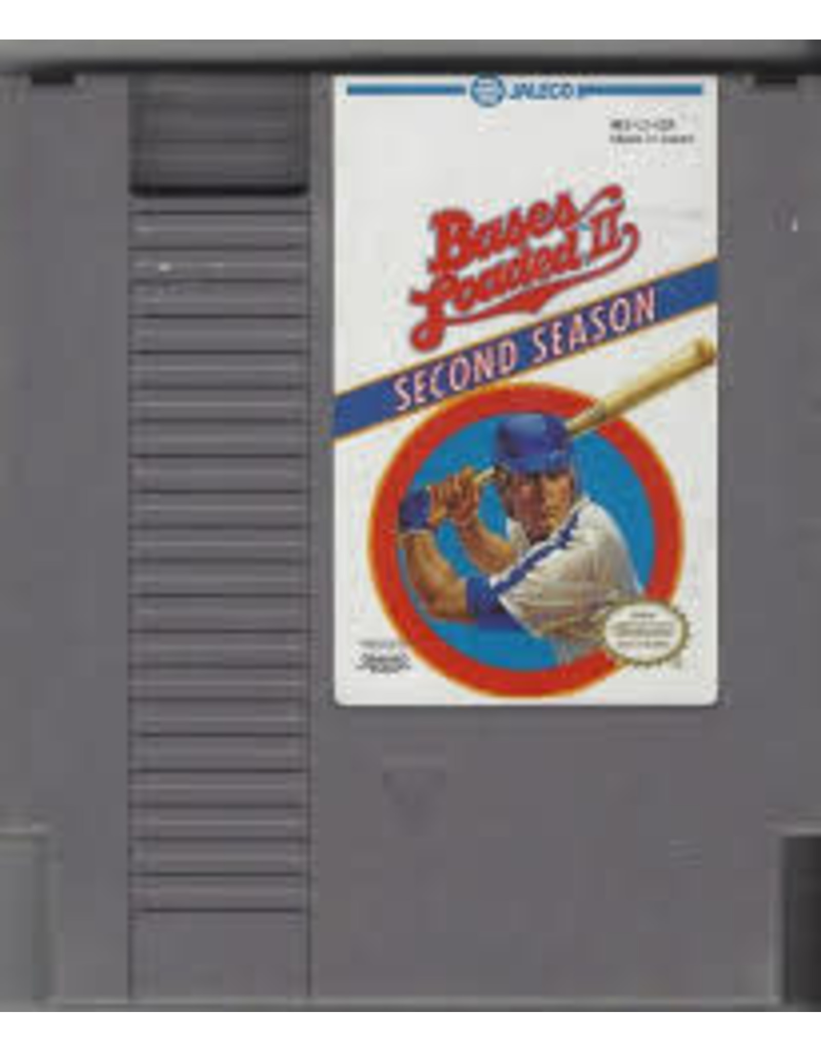 Bases Loaded 2 Second Season (NES)