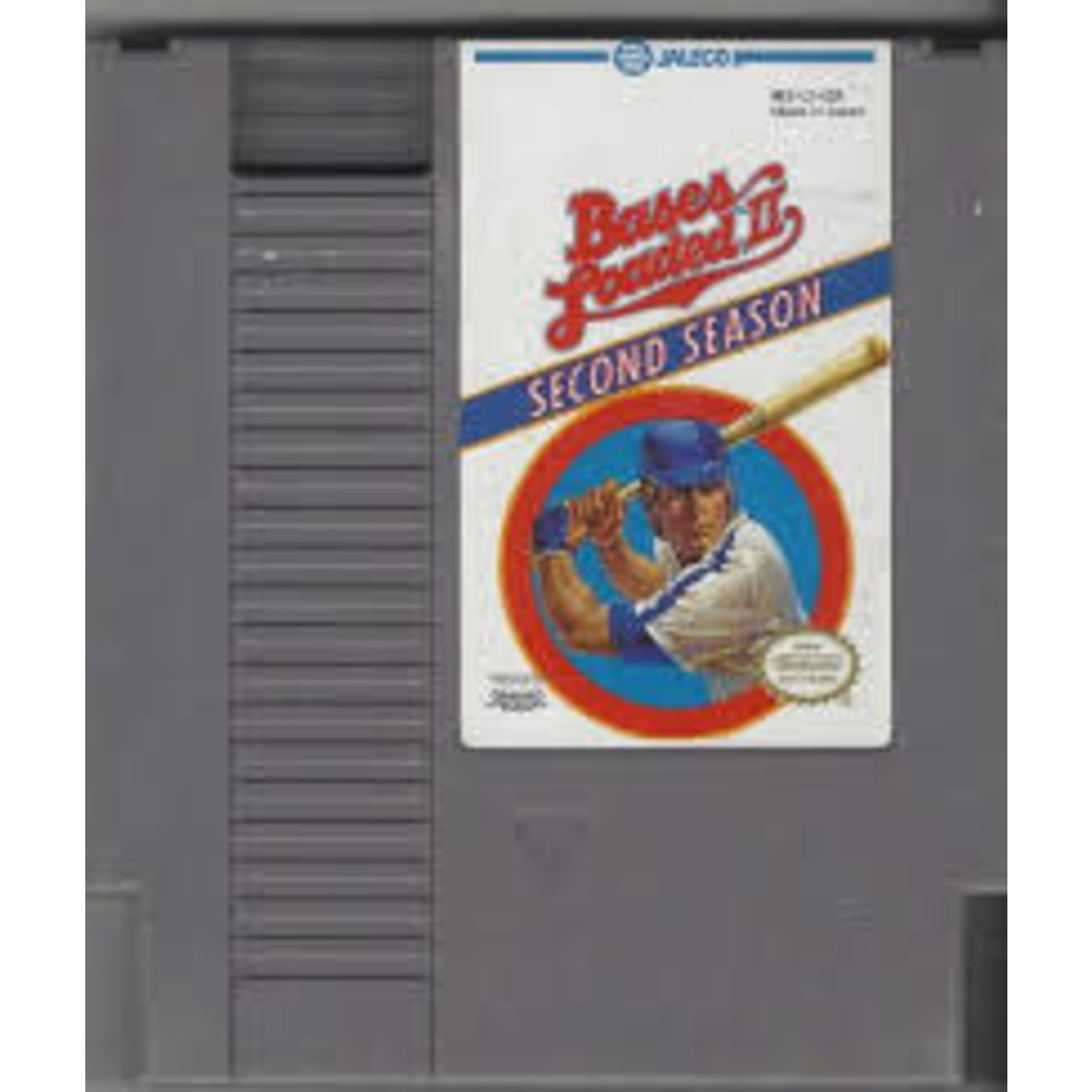 Bases Loaded 2 Second Season (NES)