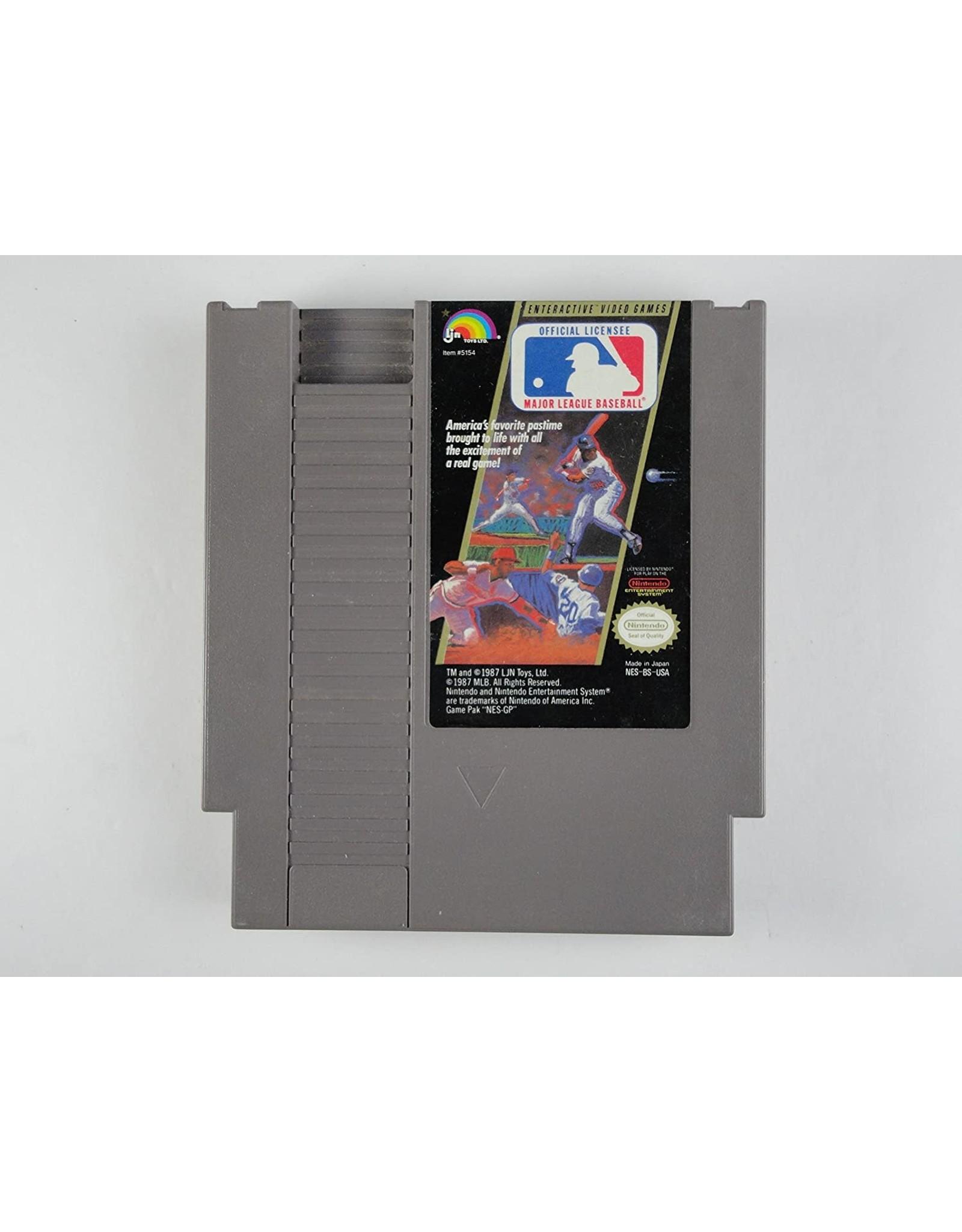 Major League Baseball (NES)