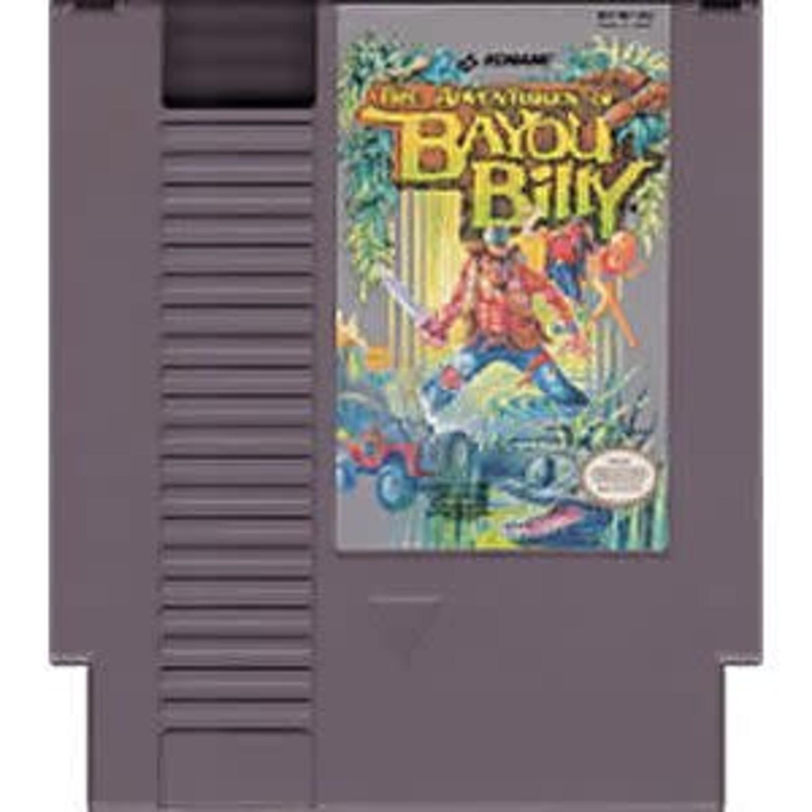 Adventures of Bayou Billy (NES)