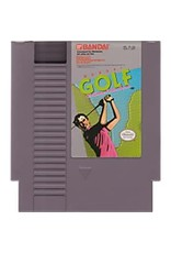 Bandai Golf Challenge Pebble Beach (NES)