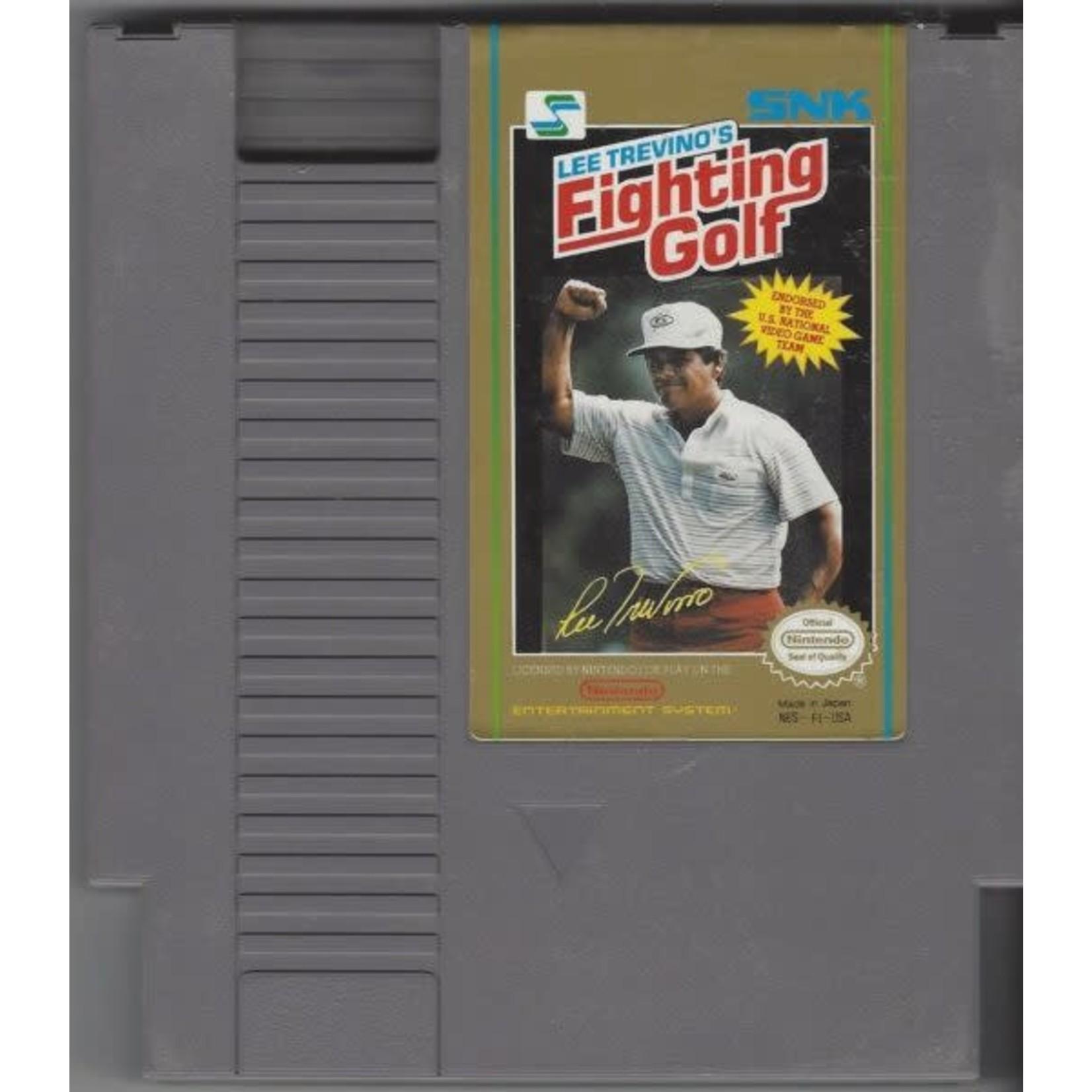 Lee Trevino's Fighting Golf (NES)