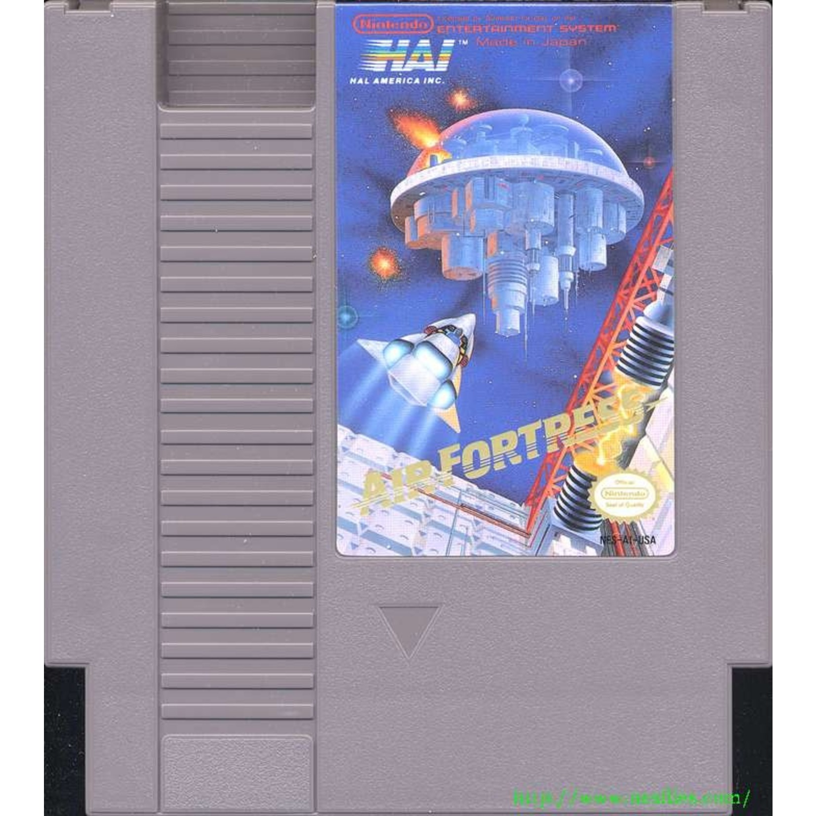 Air Fortress (NES)