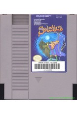 Solstice (NES)