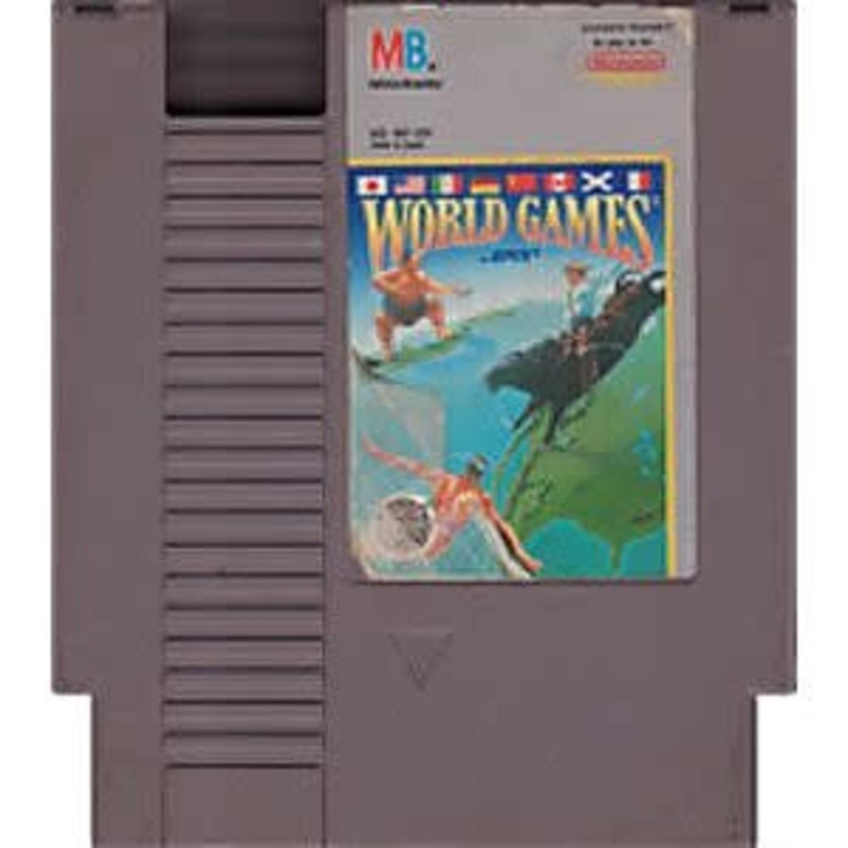 World Games (NES)