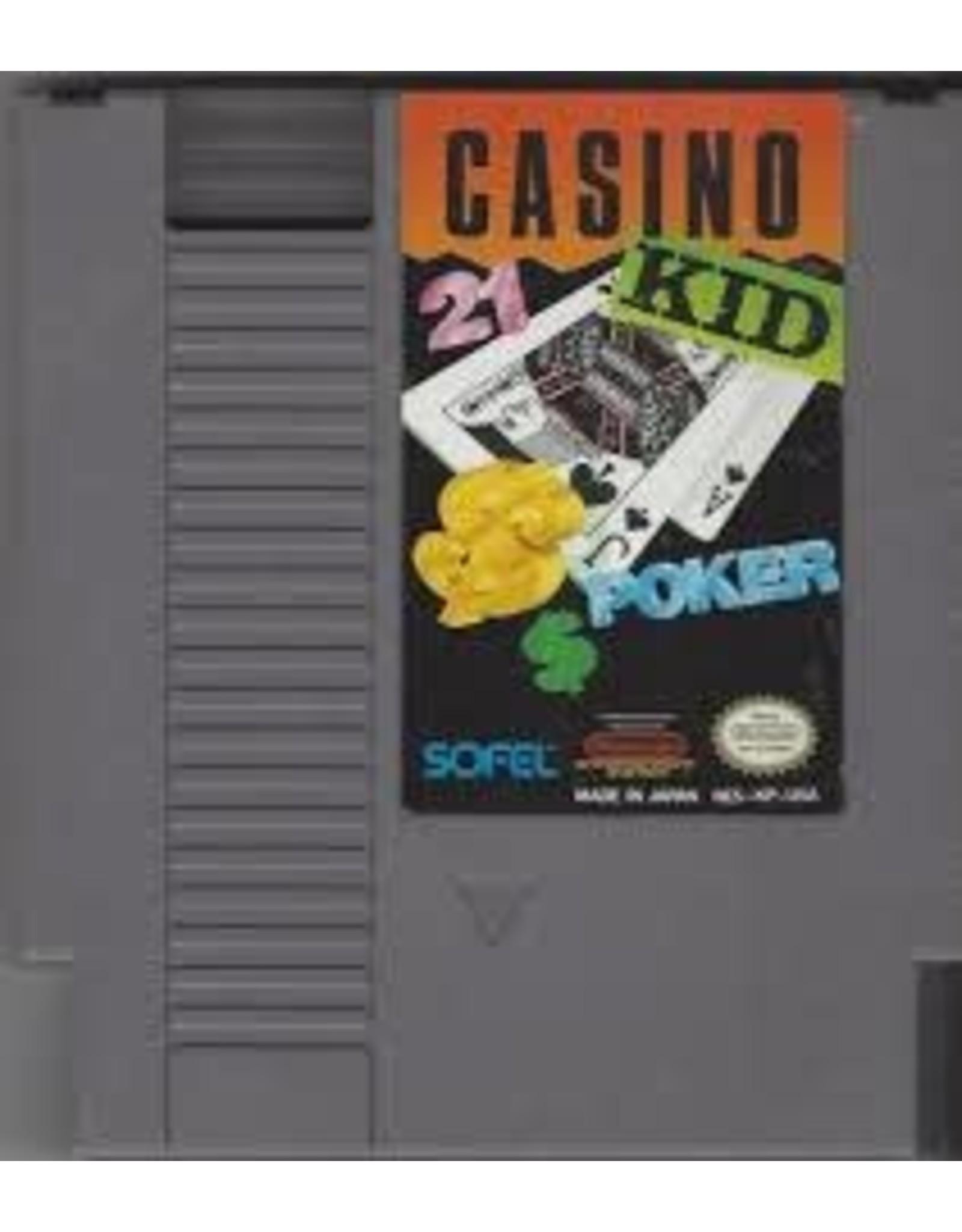 Casino Kid (NES)
