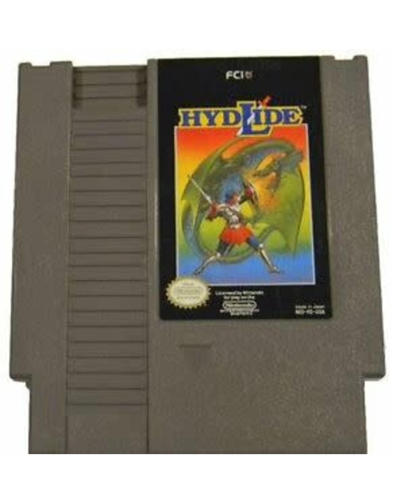 Hydlide (NES)