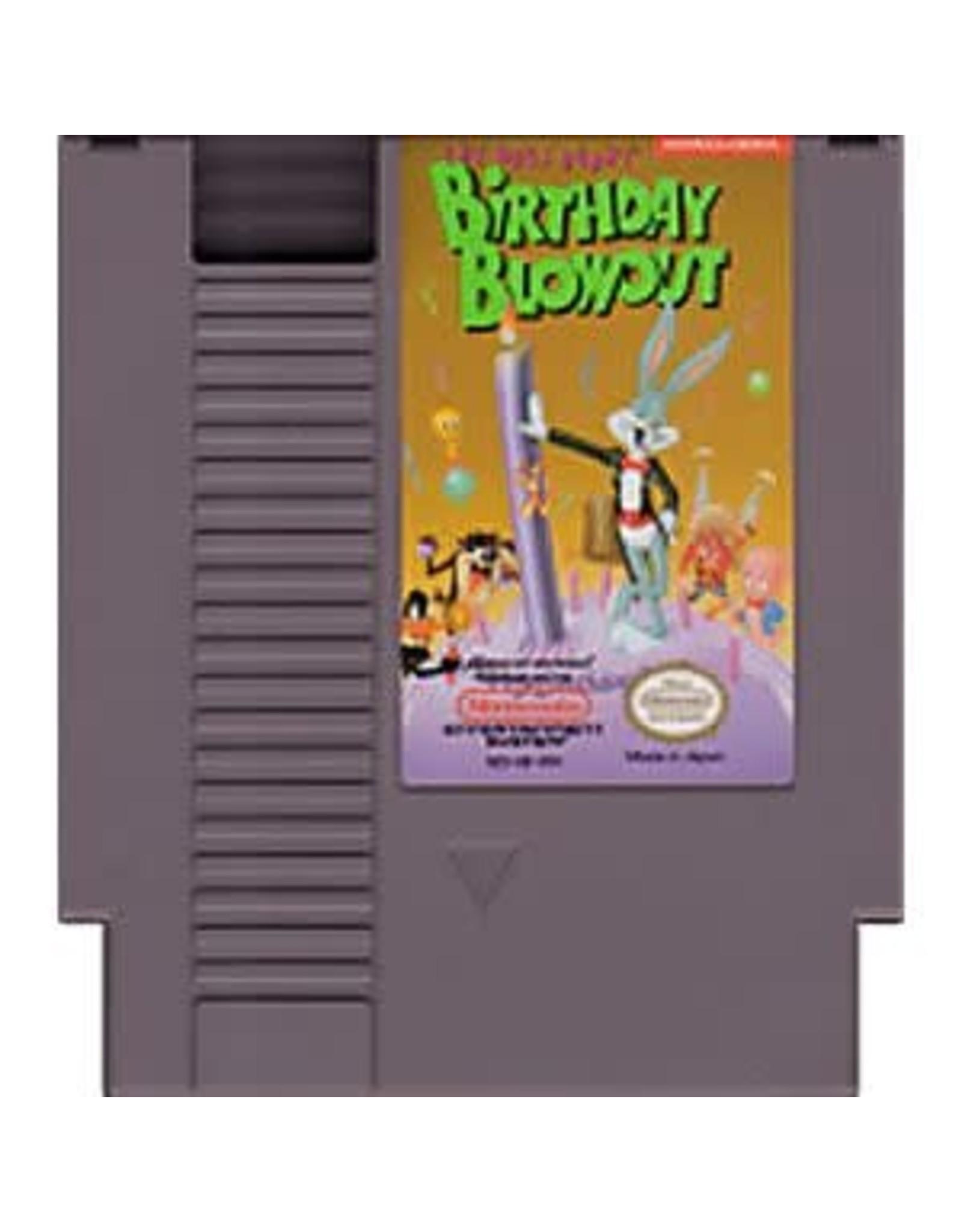 Bugs Bunny Birthday Blowout (NES)