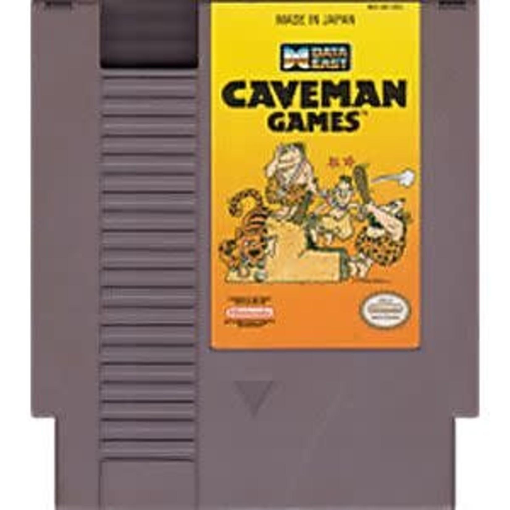 Caveman Games (NES)