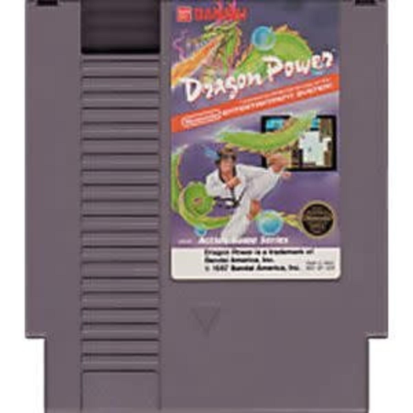 Dragon Power (NES)