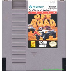 Super Off Road (NES)