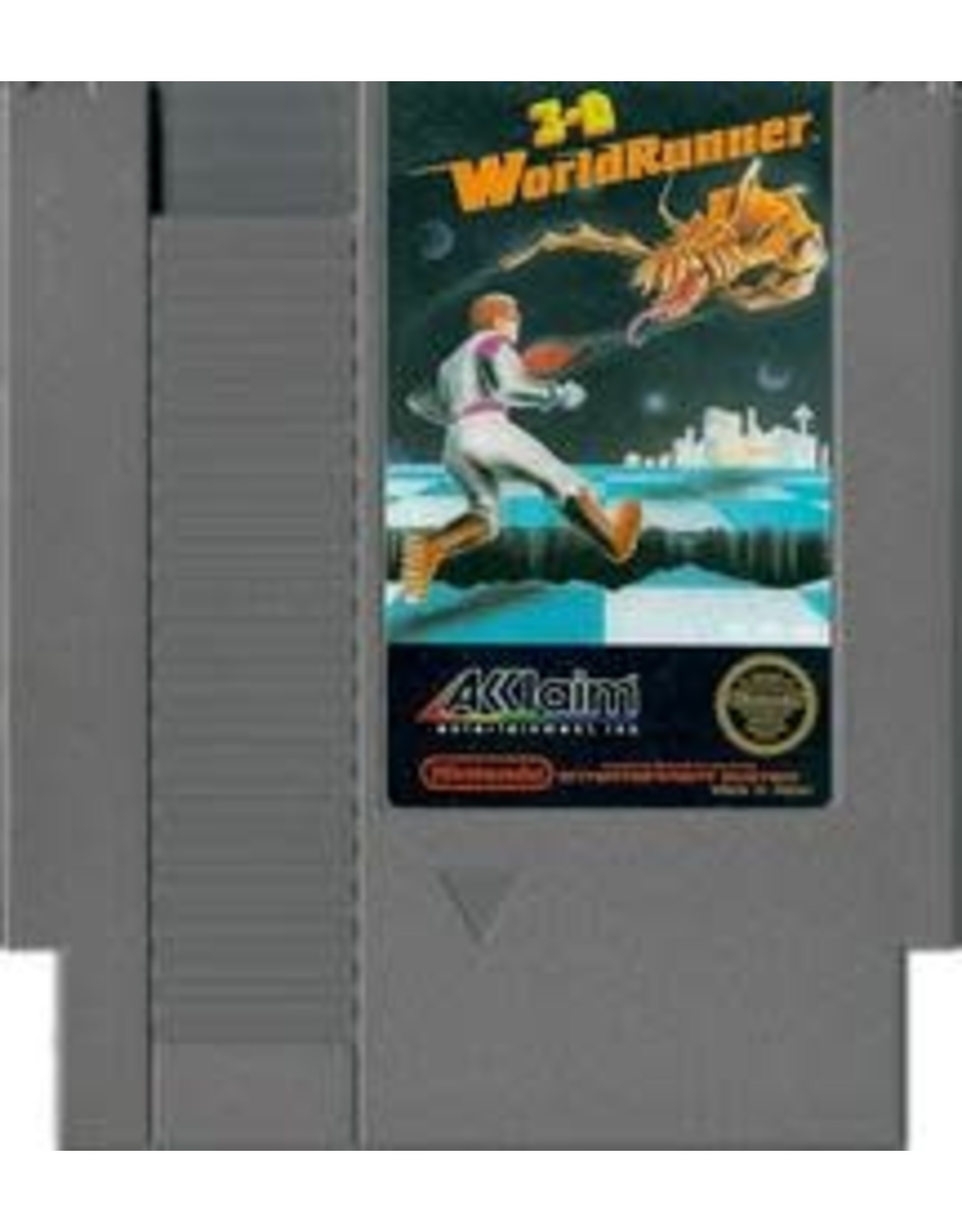3D WorldRunner (NES)