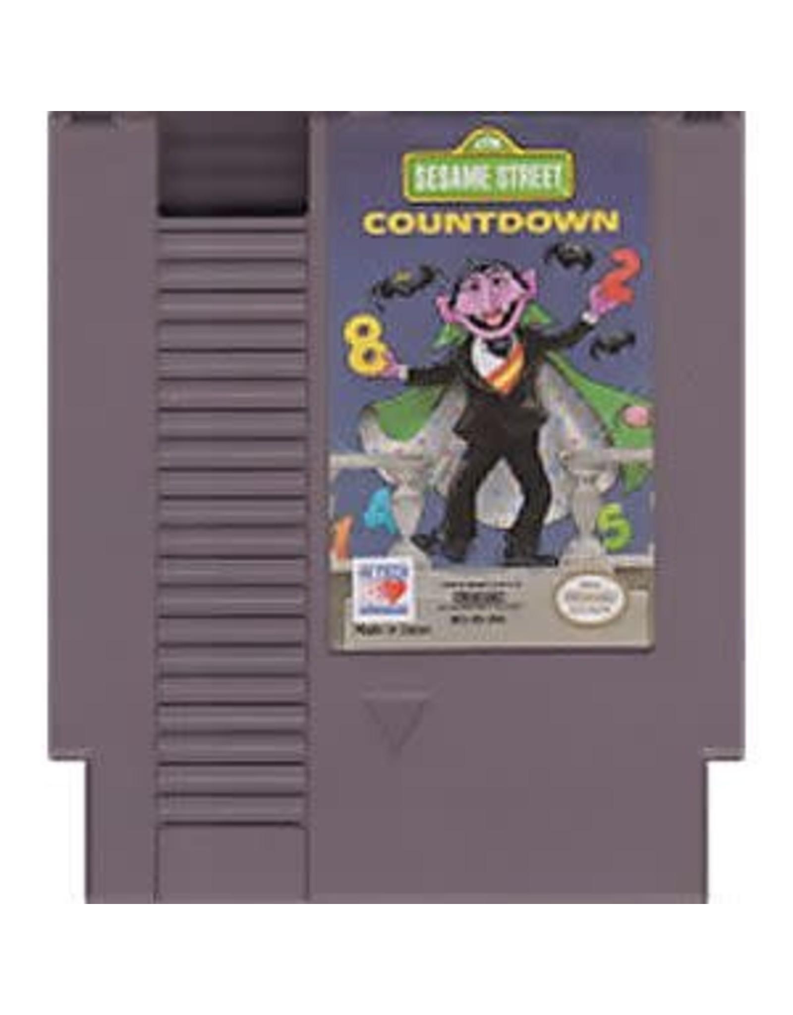 Sesame Street Countdown (NES)