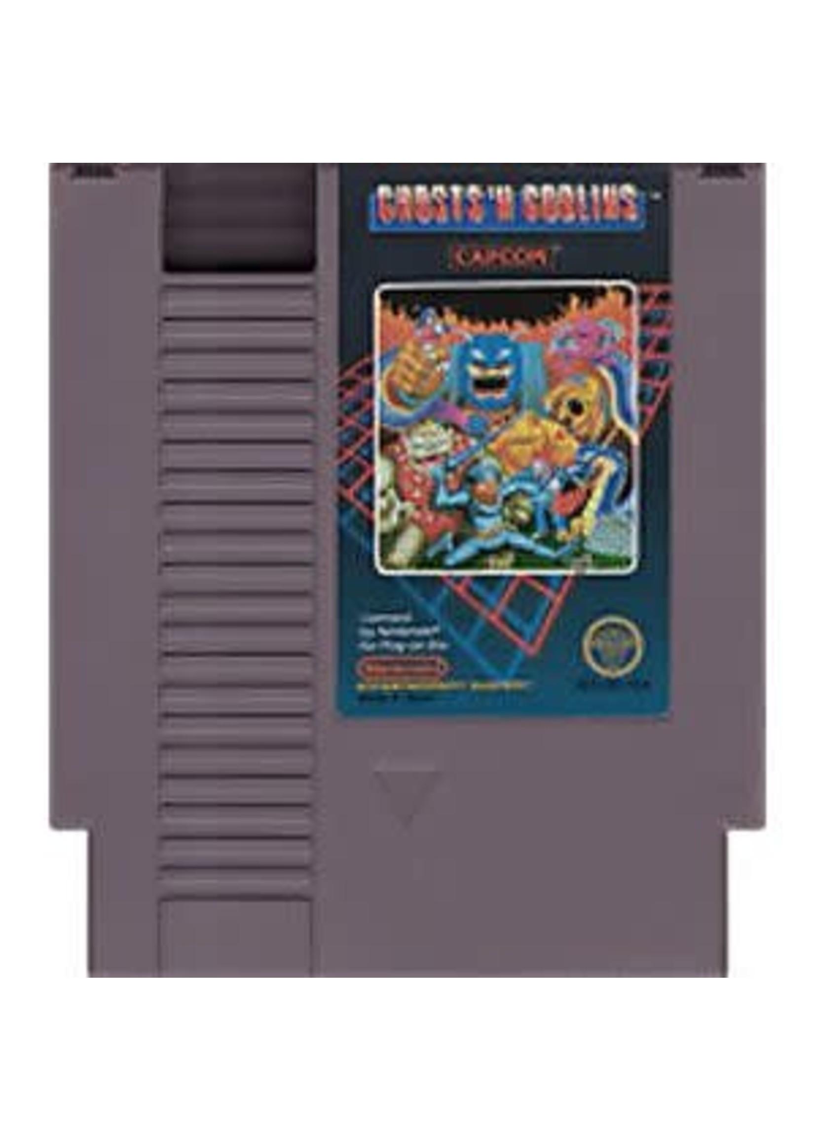 Ghosts 'n Goblins (NES)