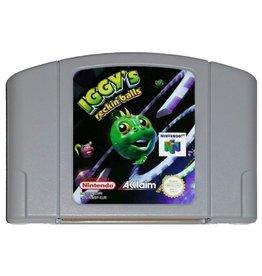 Iggy's Reckin' Balls (N64)