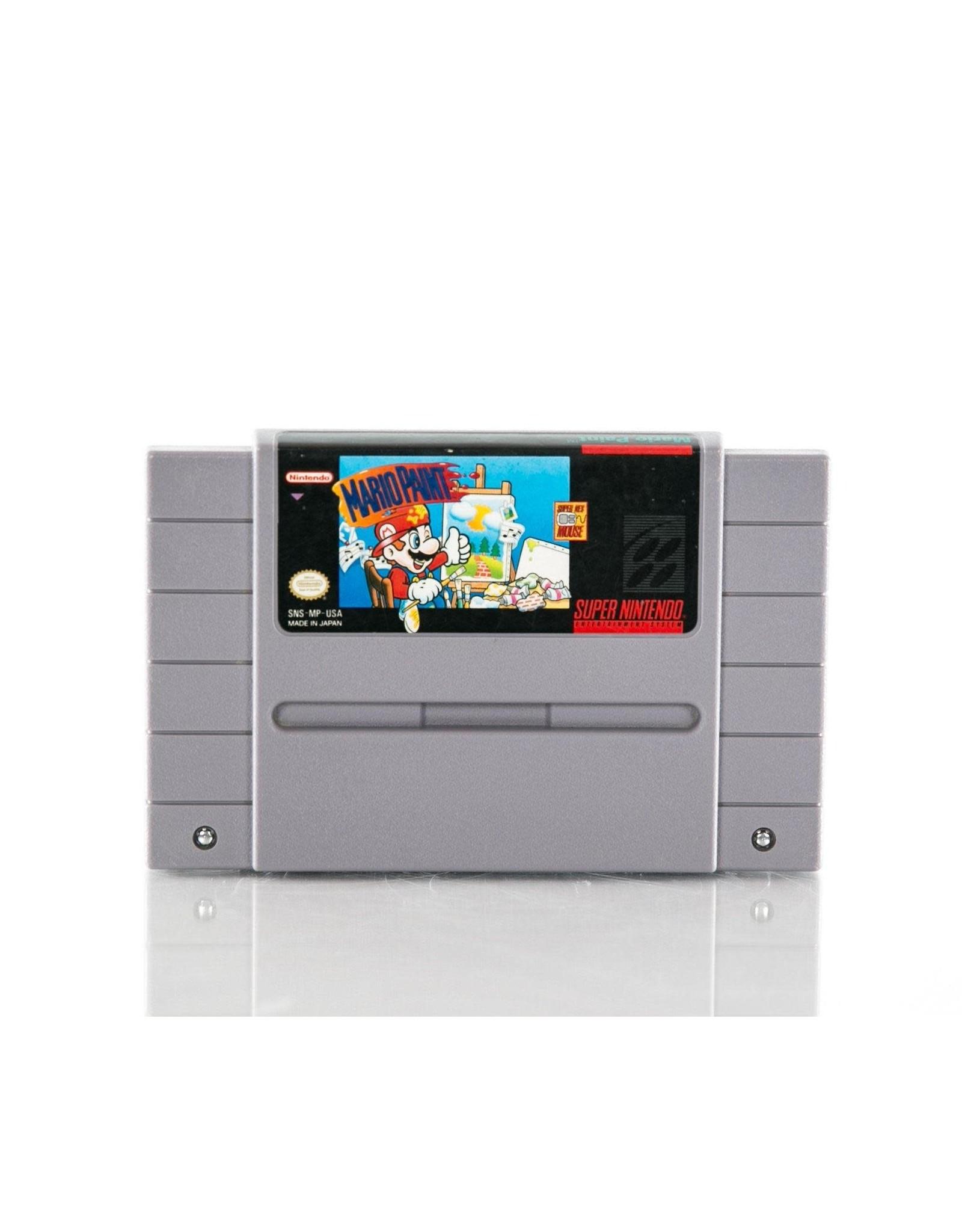 Mario Paint (SNES)