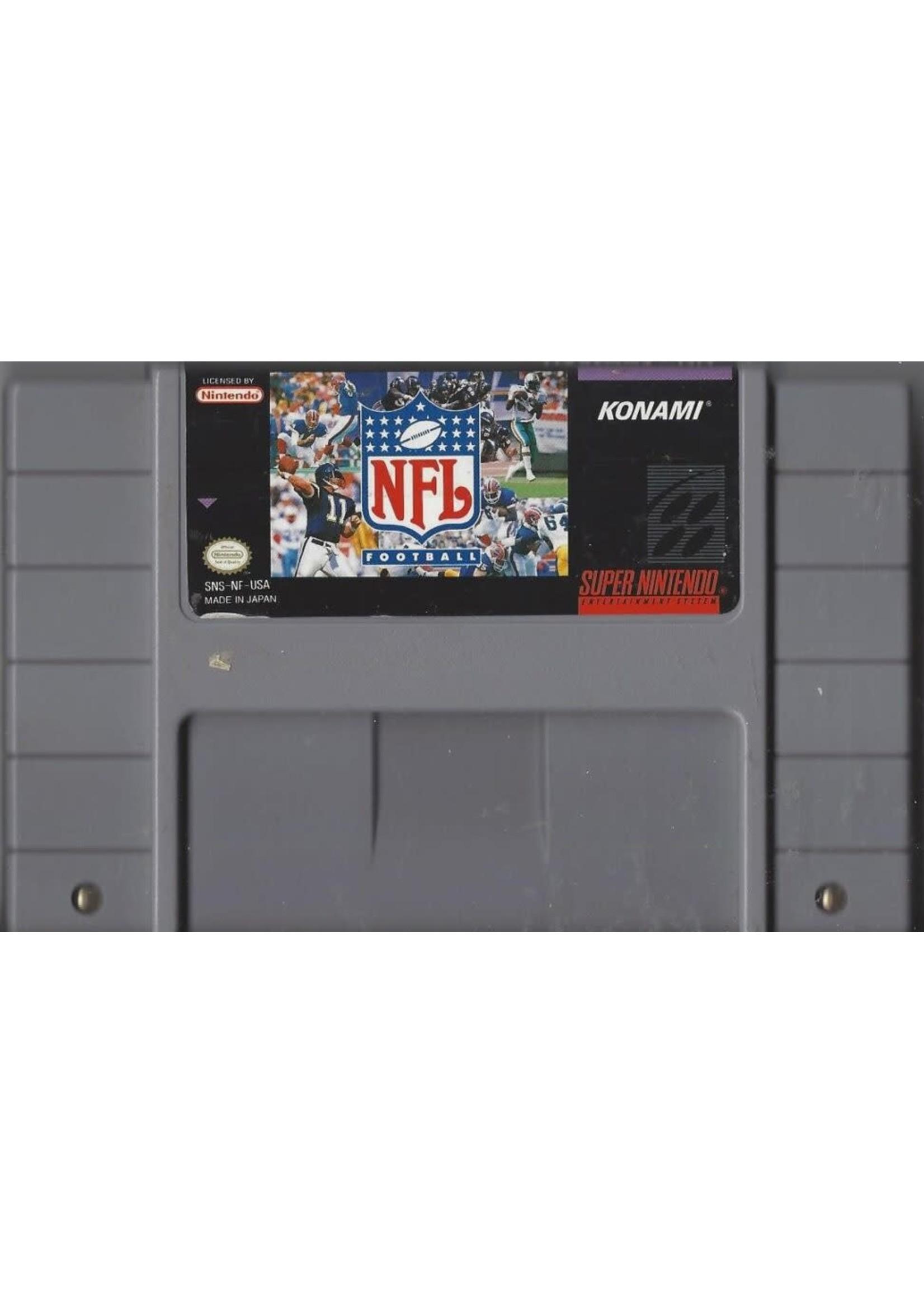 NFL Football (SNES)