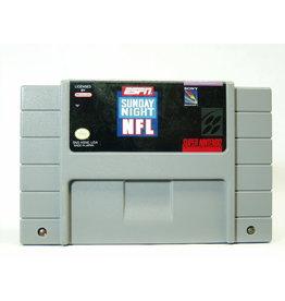 ESPN Sunday Night NFL (SNES)