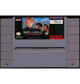 Home Alone 2 Lost In New York (SNES)