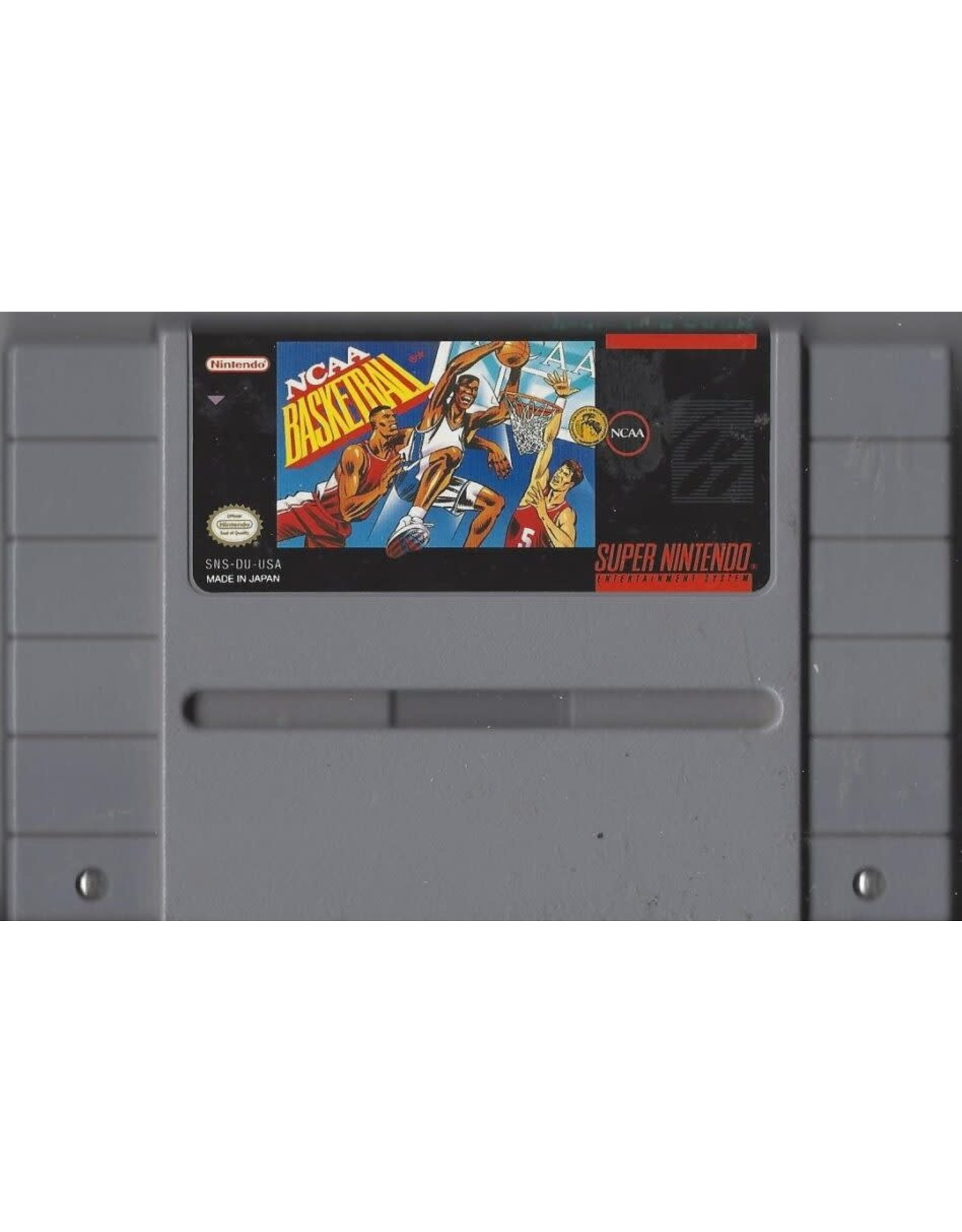 NCAA Basketball (SNES)