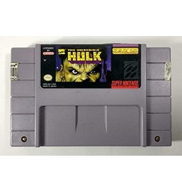 The Incredible Hulk (SNES)