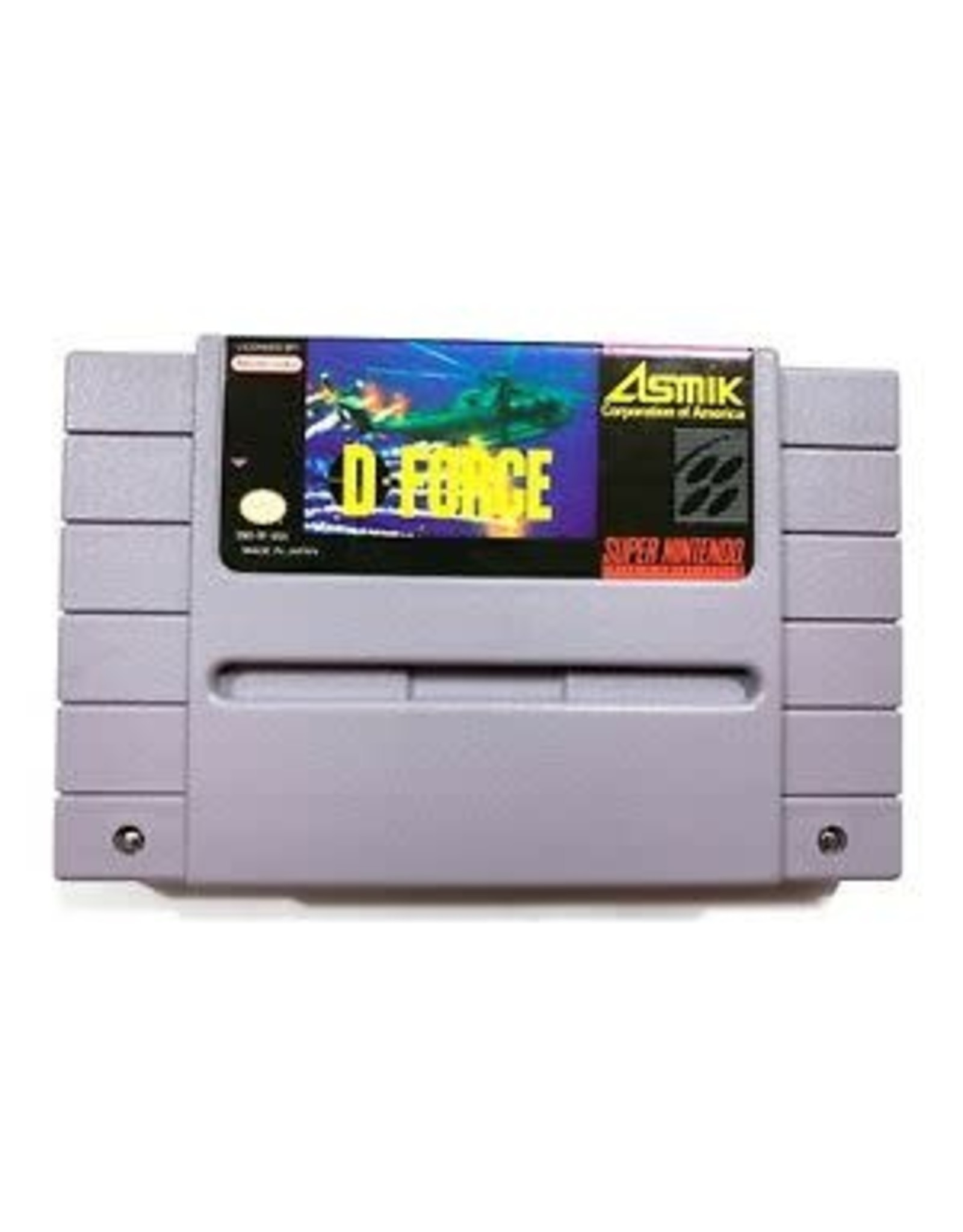 D-Force (SNES)