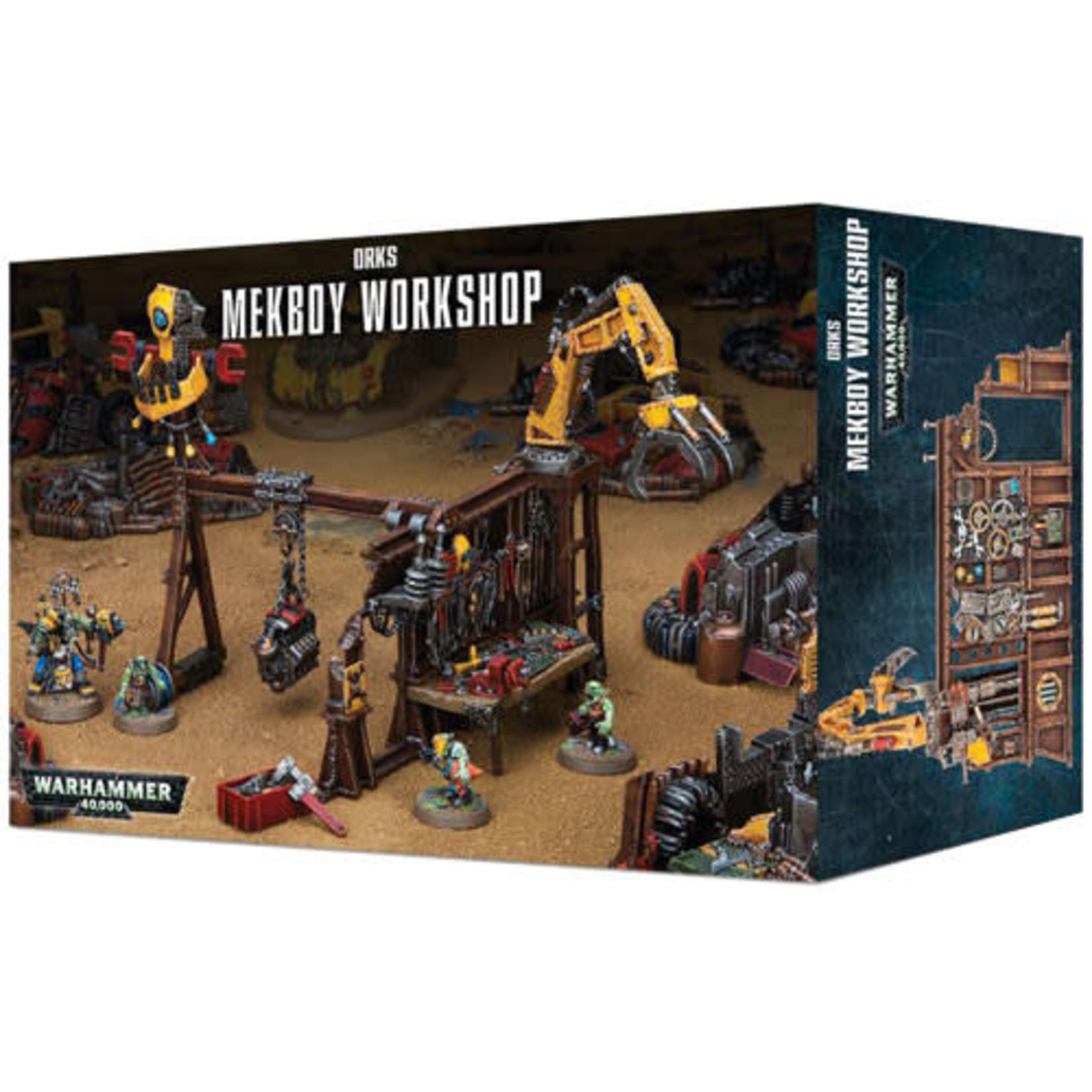 Mekboy Workshop (40K)
