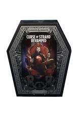 Wizards of the Coast D&D 5e Curse of Strahd Revamped