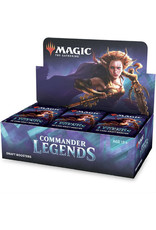 Wizards of the Coast Commander Legends Draft Booster Box