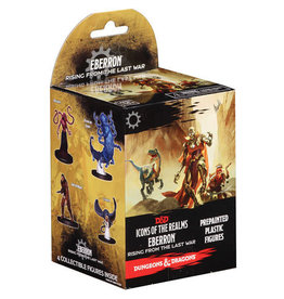 WizKids D&D Icons of the Realms Eberron Rising from the Last War Booster pack