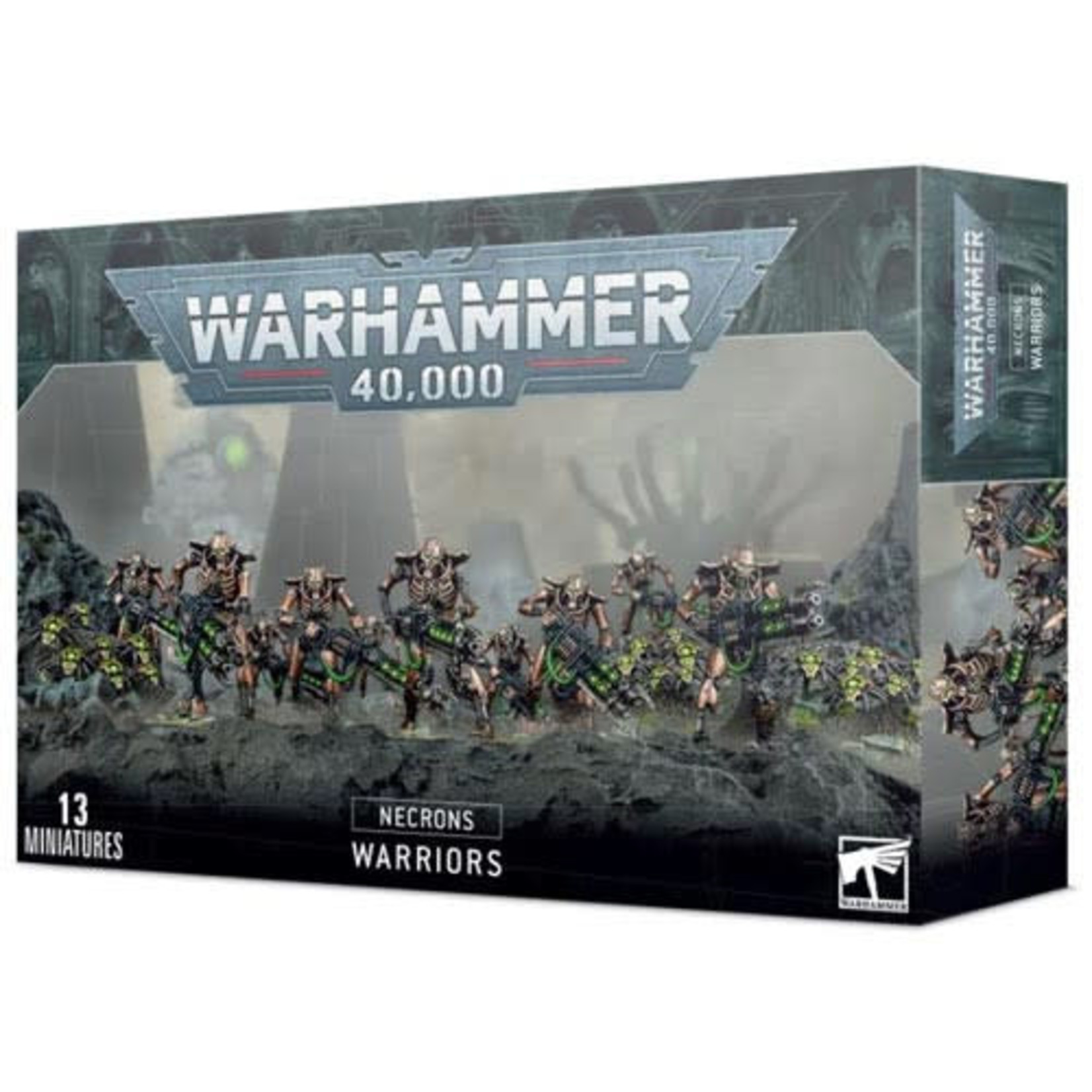 Necron Warriors (40K)