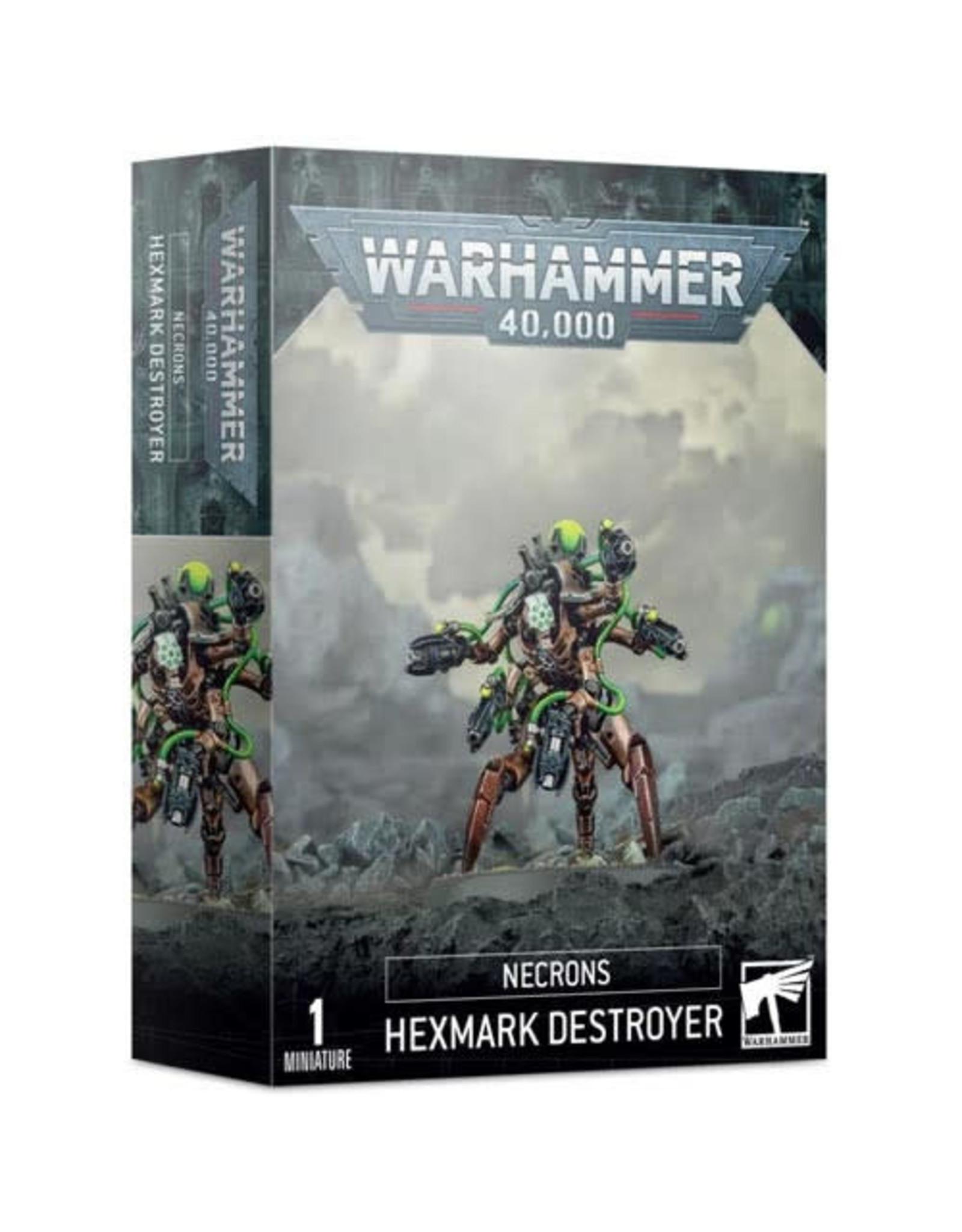 Hexmark Destroyers (40K)
