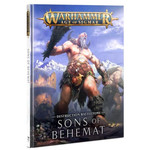 Battletome Sons of Behemat (AOS)