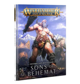Battletome Sons of Behemat (AOS)