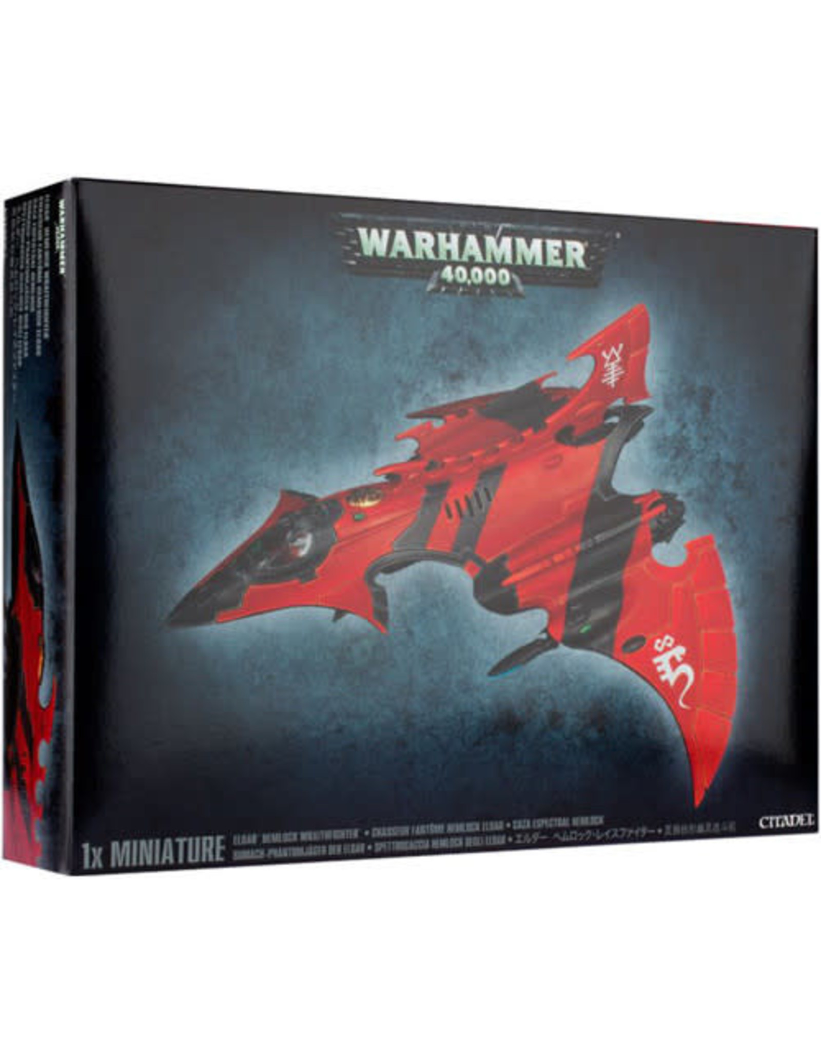 Craftworlds Hemlock Wraithfighter (40K)