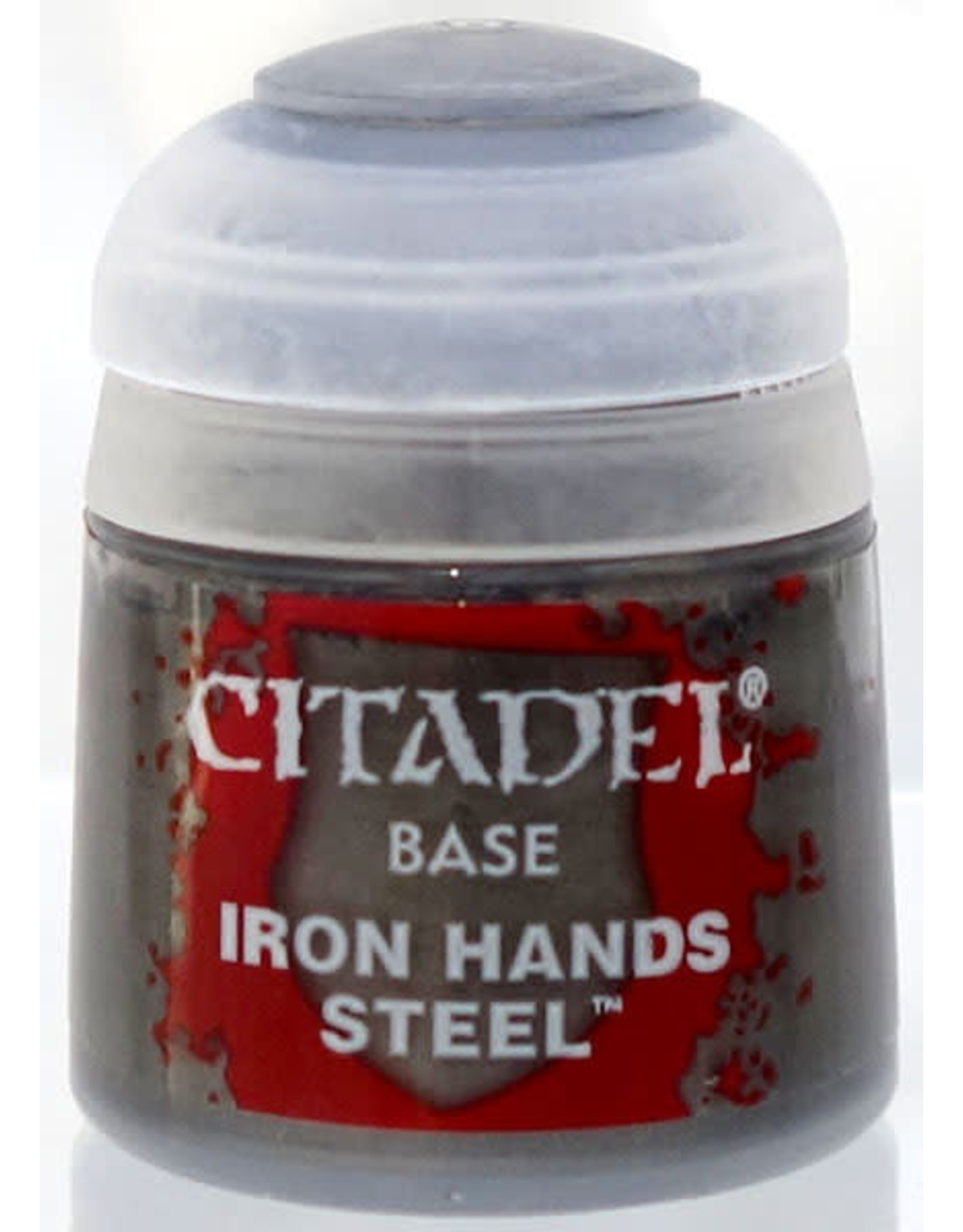 Games Workshop Citadel Paint: Iron Hands Steel 12ml