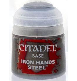 Games Workshop Citadel Paint: Iron Hands Steel 12ml