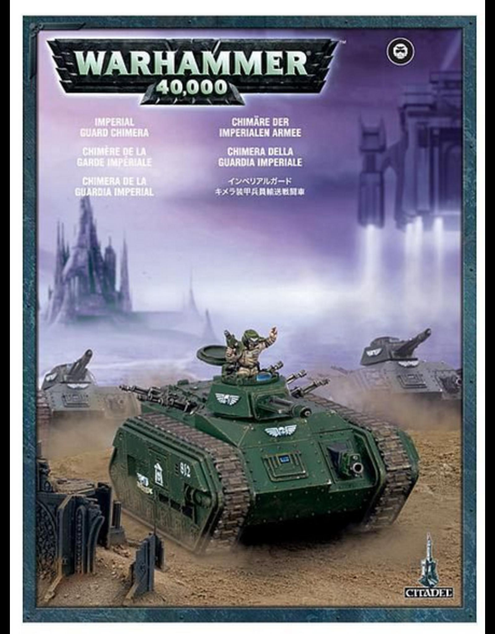 Imperial Guard Chimera (40K)
