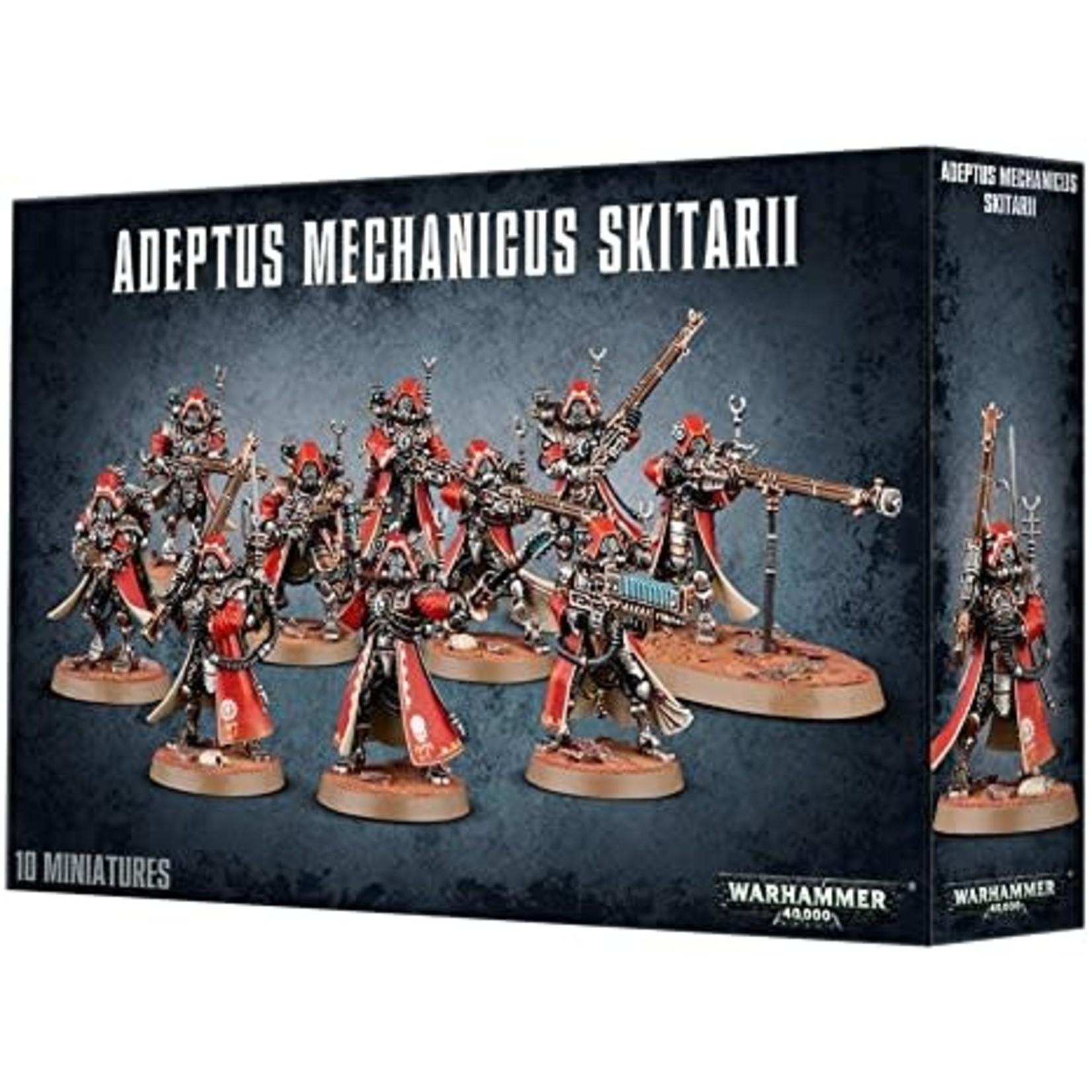 Adeptus Mechanicus Skitarii (40K)