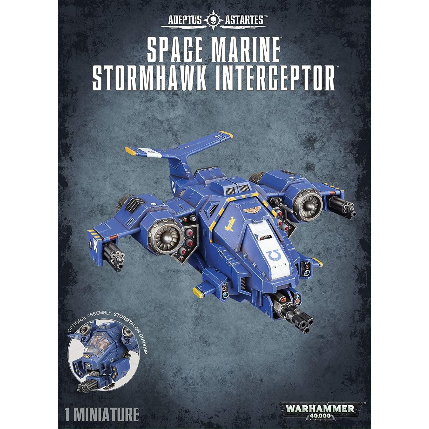 Space Marine Stormhawk Interceptor (40K)