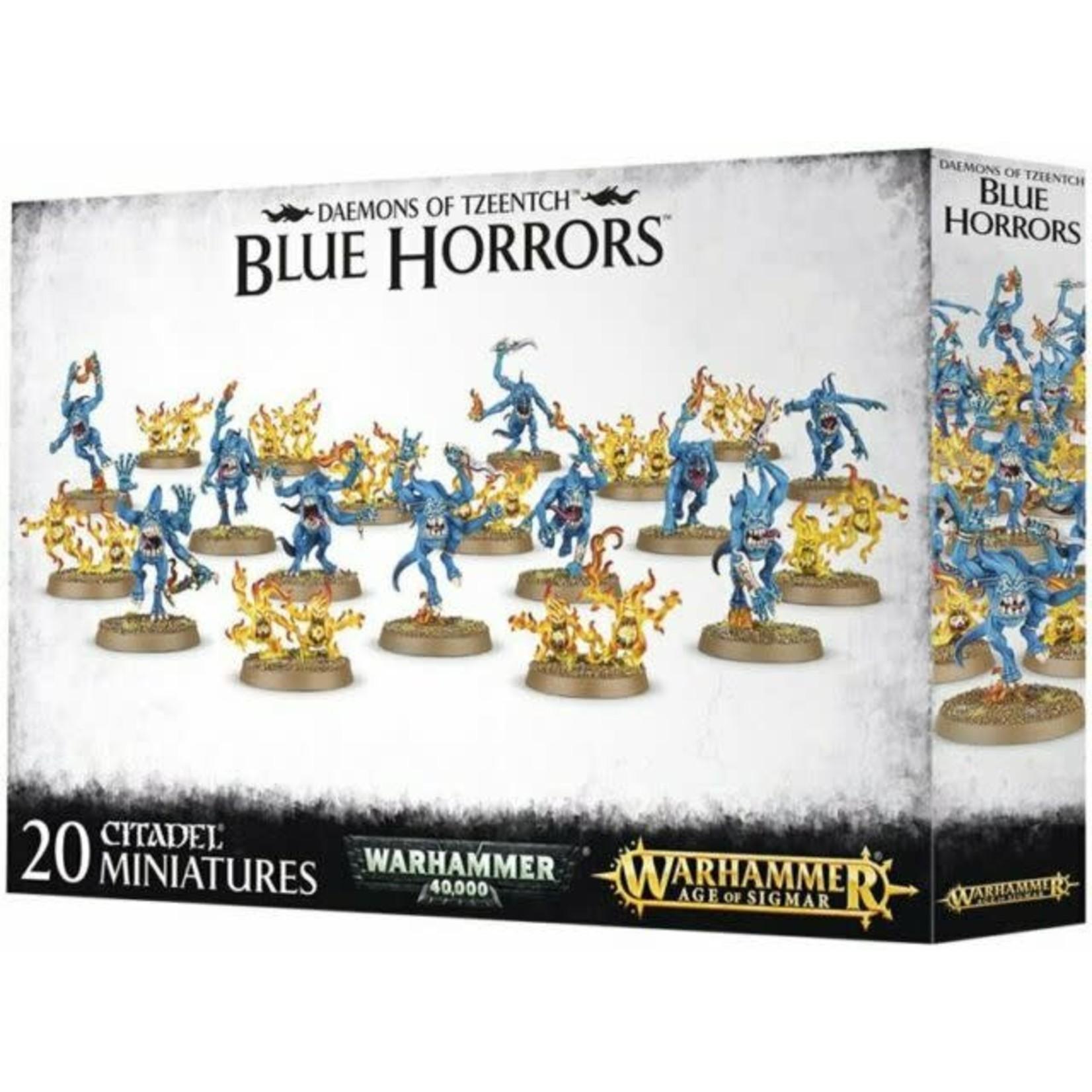 Daemons of Tzeentch Blue Horrors (AOS)