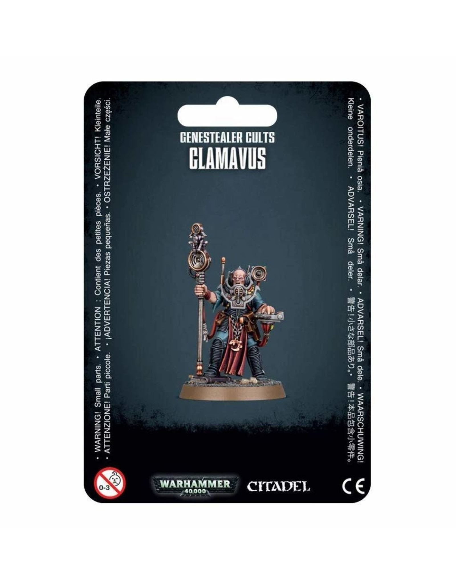 Genestealer Cults Clamavus (40K)