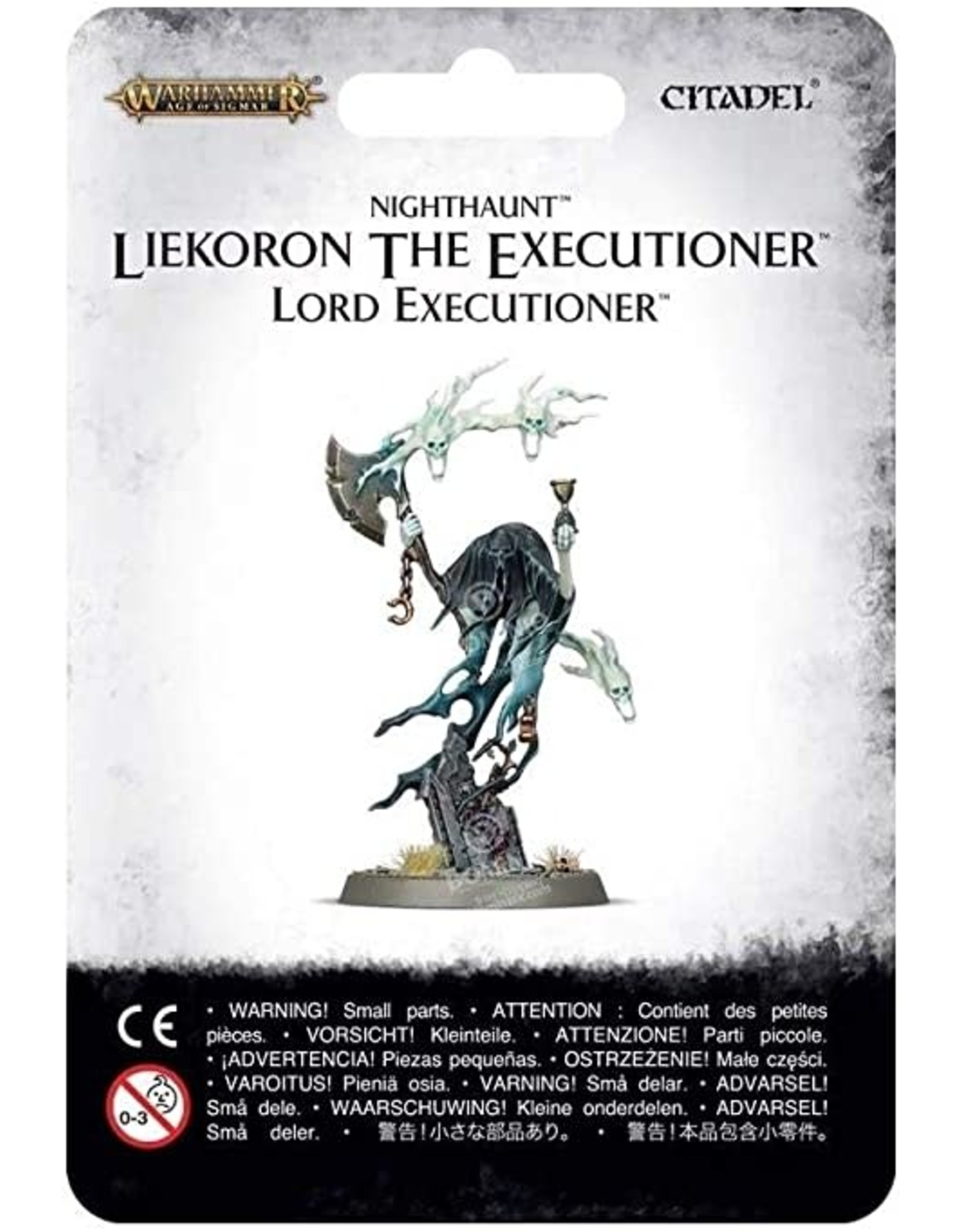 Nighthaunt Liekoron the Executioner (AOS)